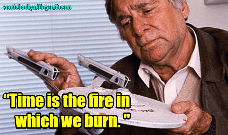 Gene Roddenberry Quotes (5)
