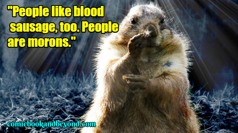 Groundhog Day best quotes (1)