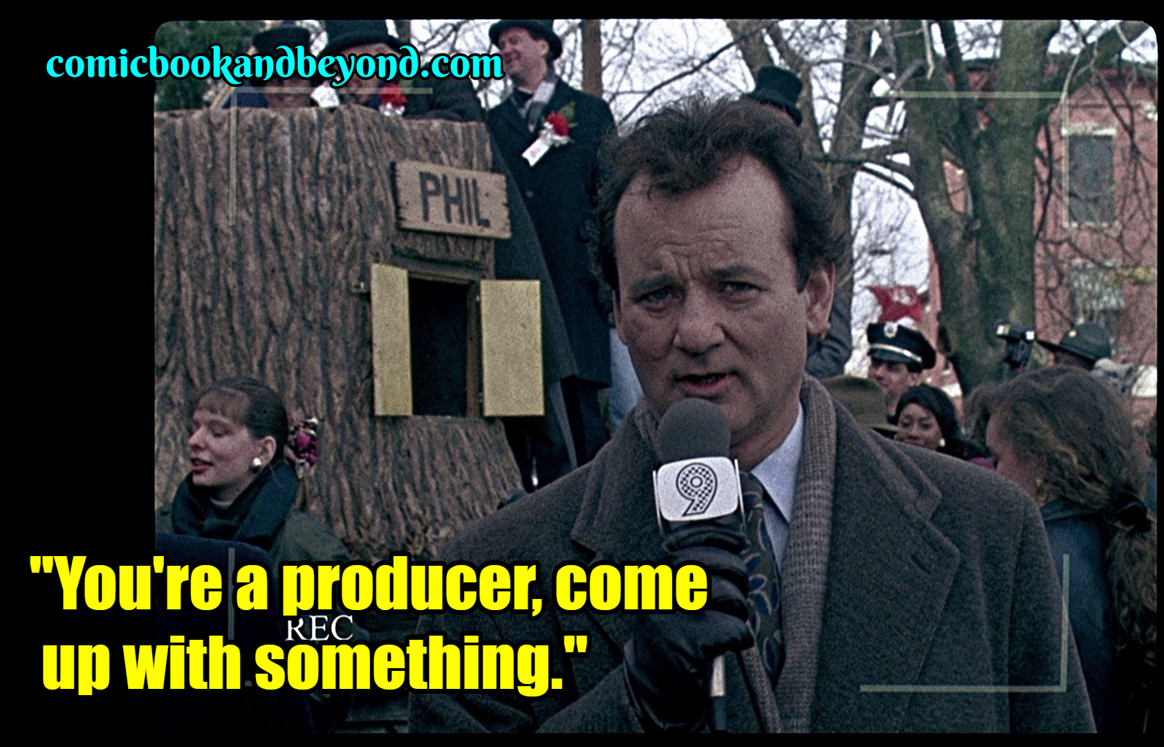 Groundhog Day popular quotes (3)