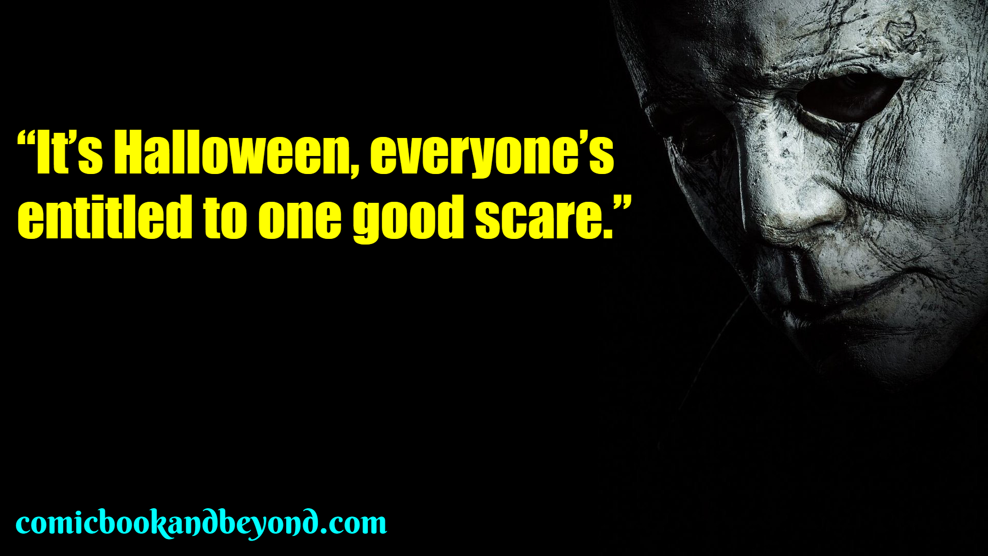 Halloween saying