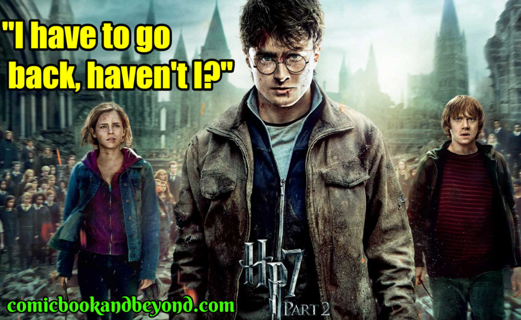 Harry Potter and the Deathly Hallows - Part 2 best quotes