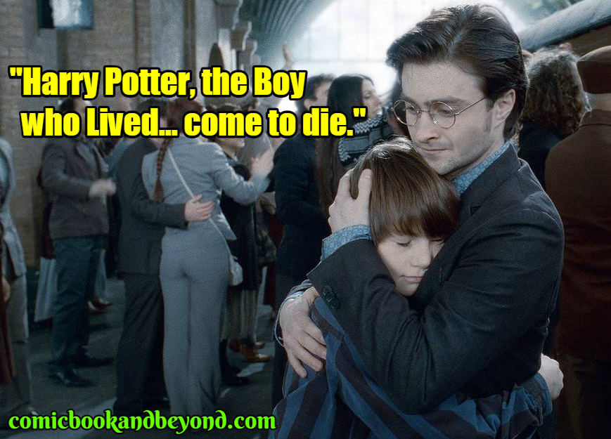 Harry Potter and the Deathly Hallows - Part 2 popular quotes