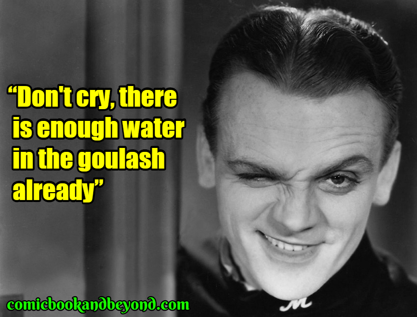 James Cagney popular quotes