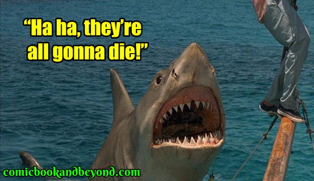 Jaws famous quotes