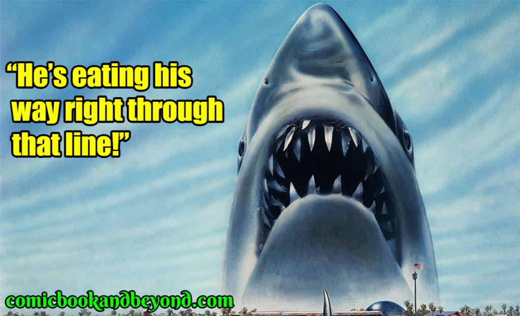 Jaws popular quotes