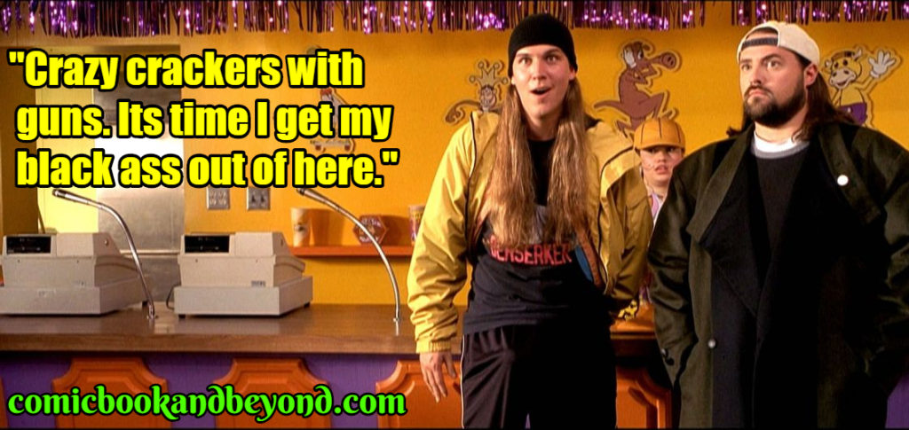 Jay and Silent Bob Strike Back quotes