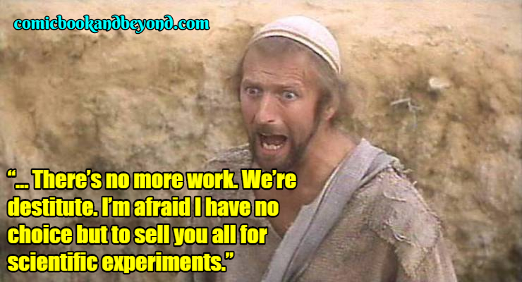 Life of Brian FAMOUS Quotes (2)