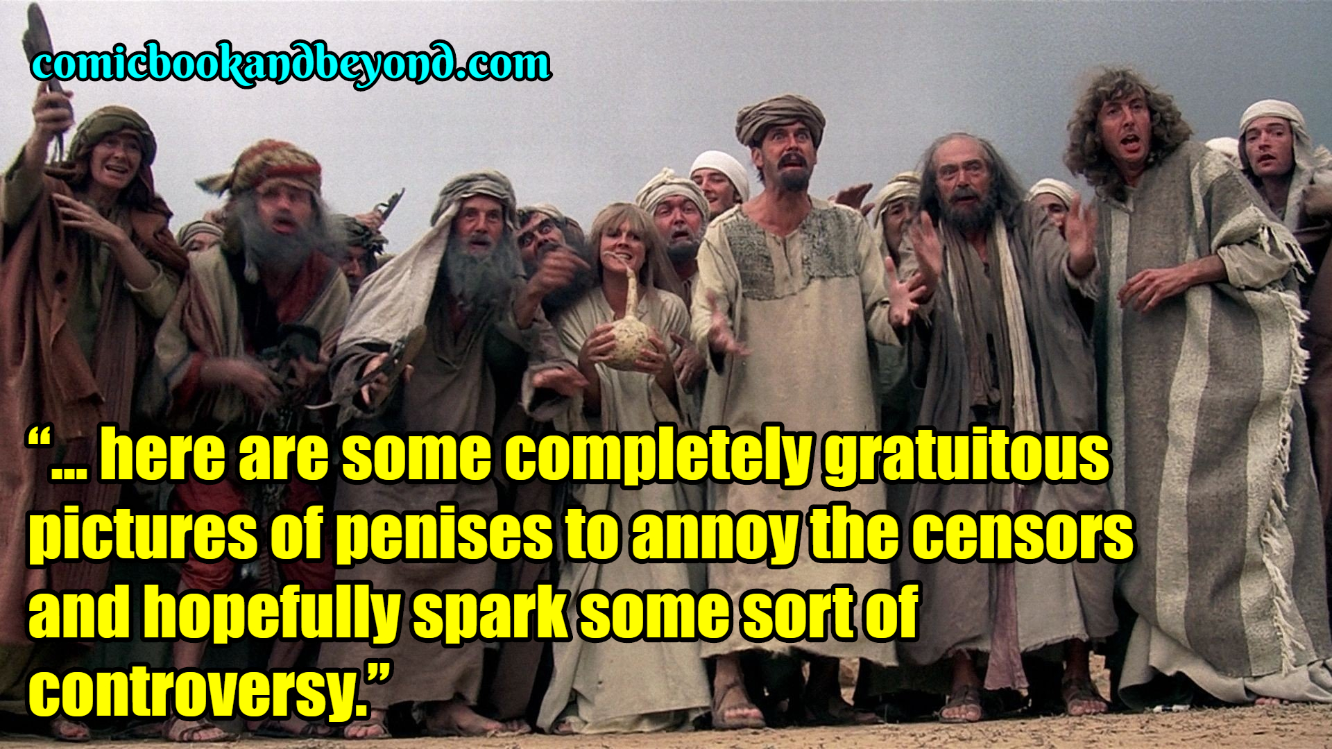 Life of Brian POPULAR Quotes (3)
