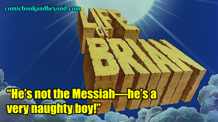 Life of Brian Quotes