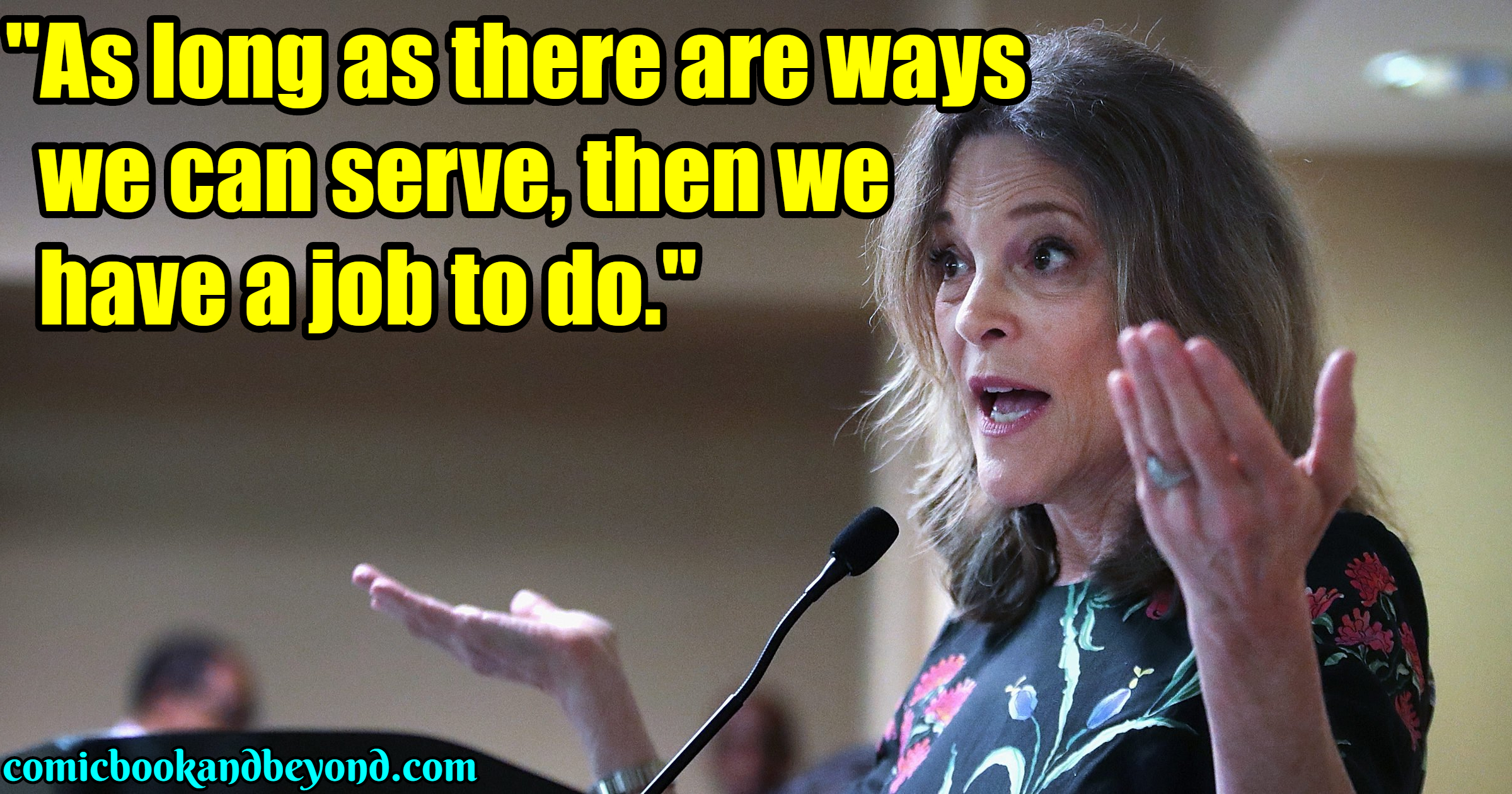 Marianne Williamson famous Quotes