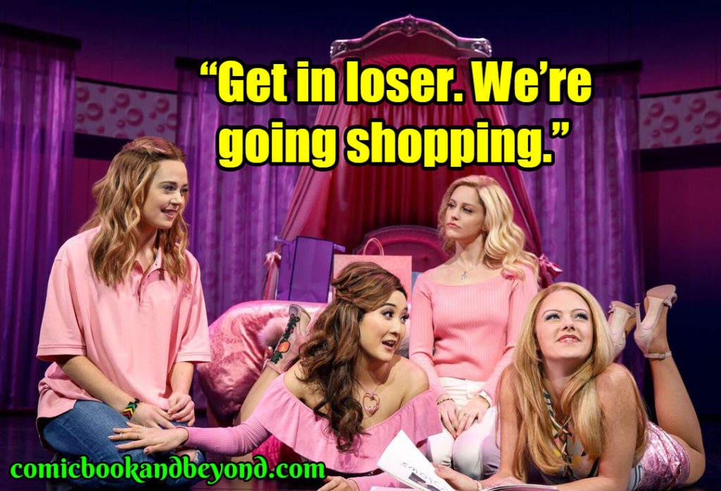 Mean Girls best quotes