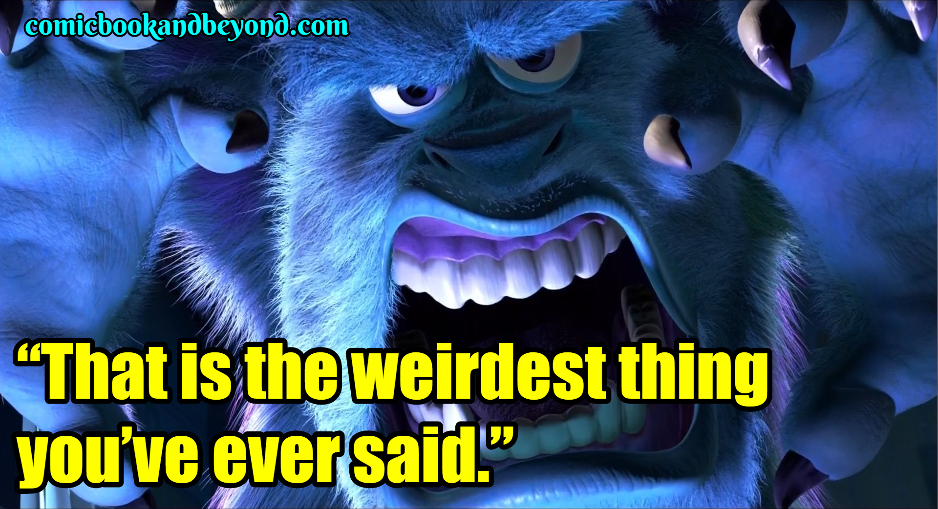 Monsters, Inc. best Quotes