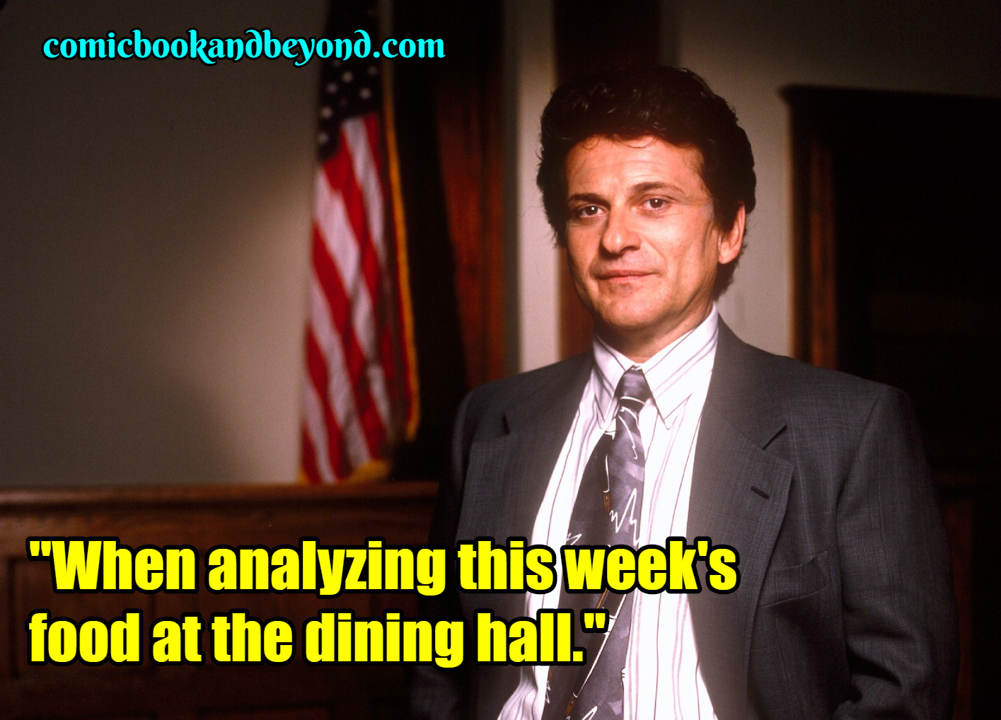 100+ My Cousin Vinny Quotes About The Case Of A Novice Attorney - Comic Books & Beyond