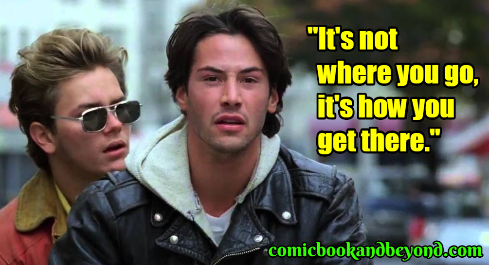 My Own Private Idaho best quotes