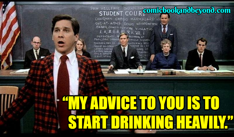 National Lampoon's Animal House Quotes