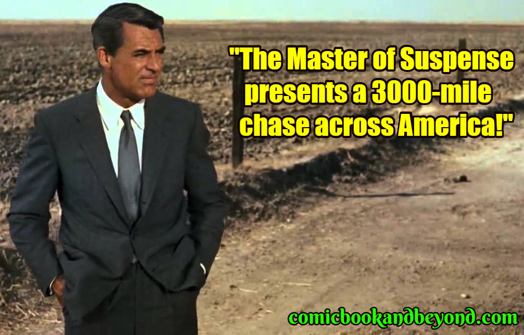 North by Northwest best quotes
