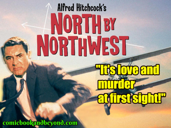 North by Northwest famous quotes