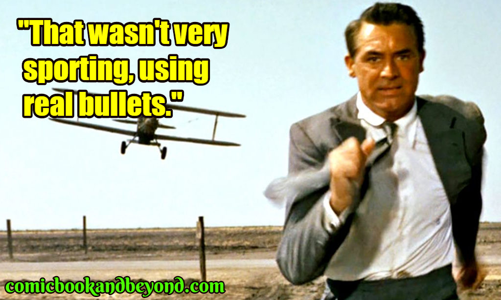 North by Northwest popular quotes