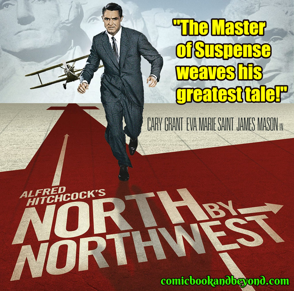 North by Northwest saying