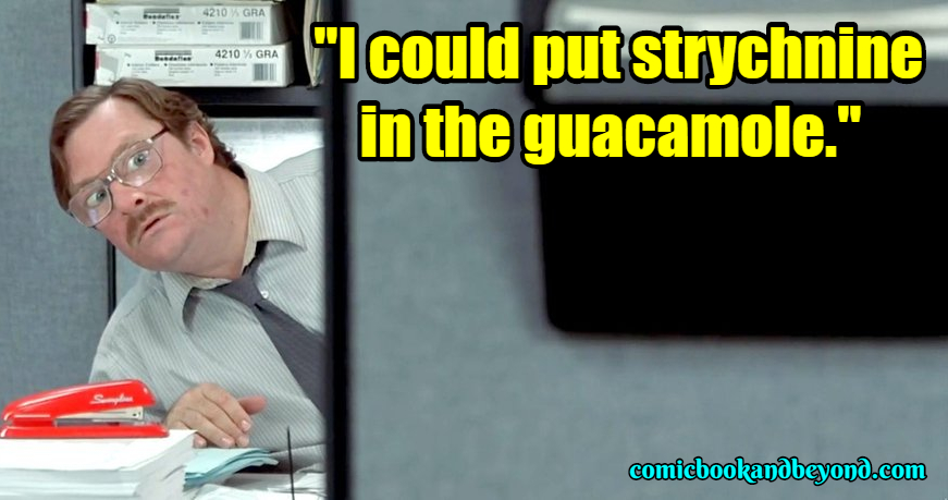 100+ Office Space Quotes From The Life Of A Software ...