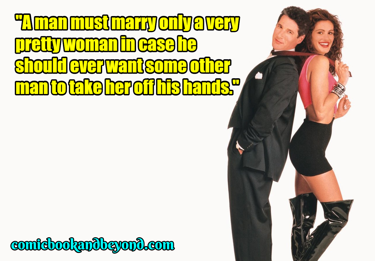 Pretty Woman popular quotes (3)