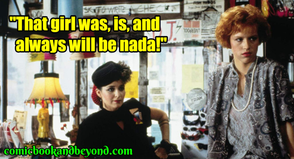 Pretty in Pink popular quotes