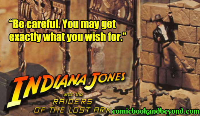 100+ Raiders of the Lost Ark Quotes From A Chapter Of Indiana Jones
