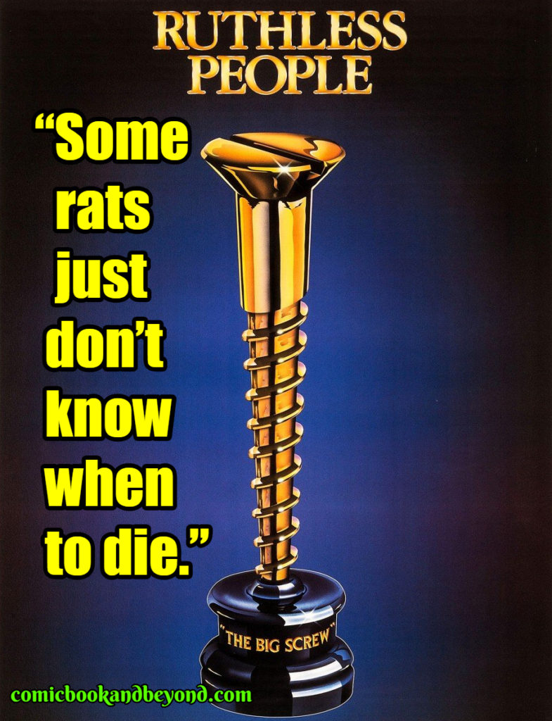 Ruthless People best quotes