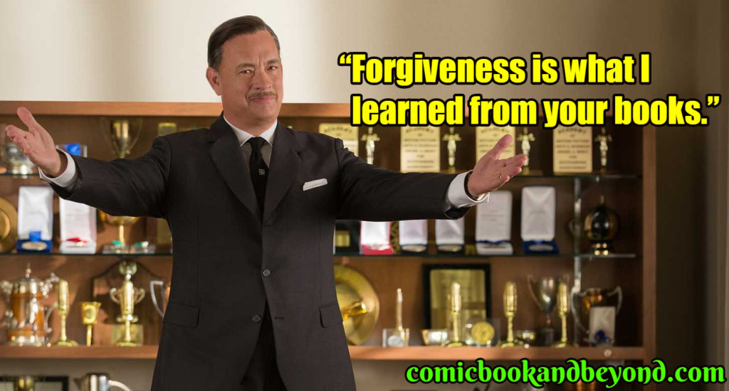 Saving Mr. Banks best quotes