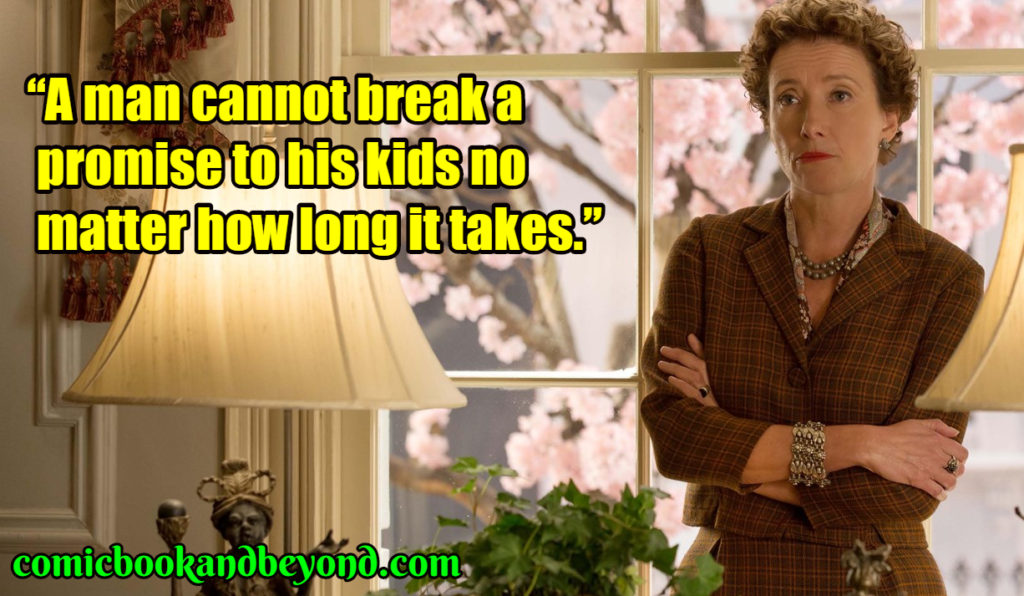 Saving Mr. Banks famous quotes