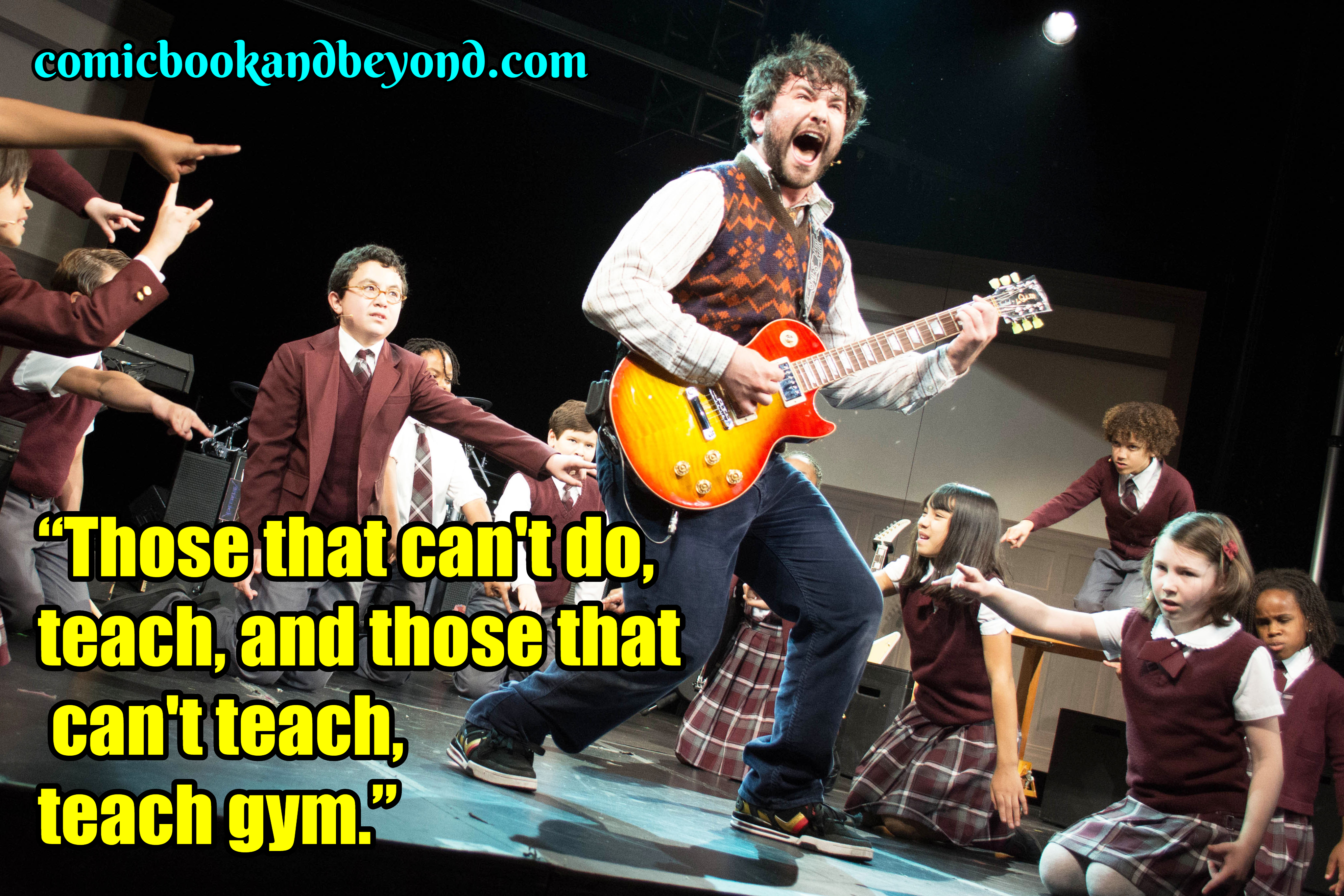 School of Rock famous quotes (2)