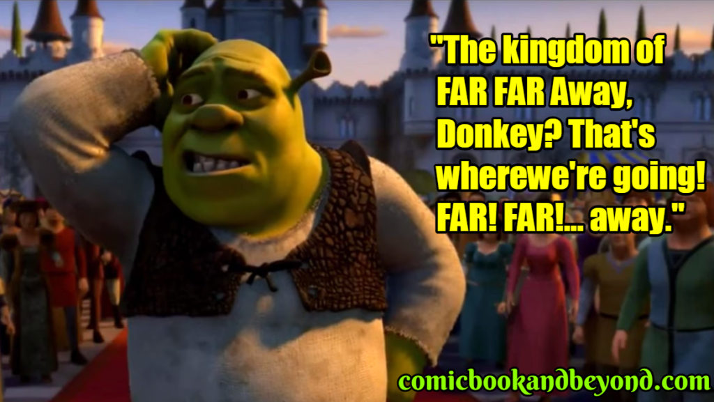 100+ Shrek 2 Quotes Are From Far Far Away - Comic Books ...