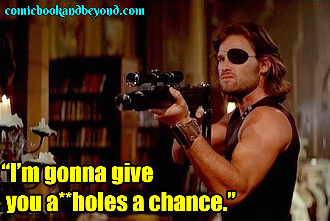 Snake Plissken best Quotes (2)