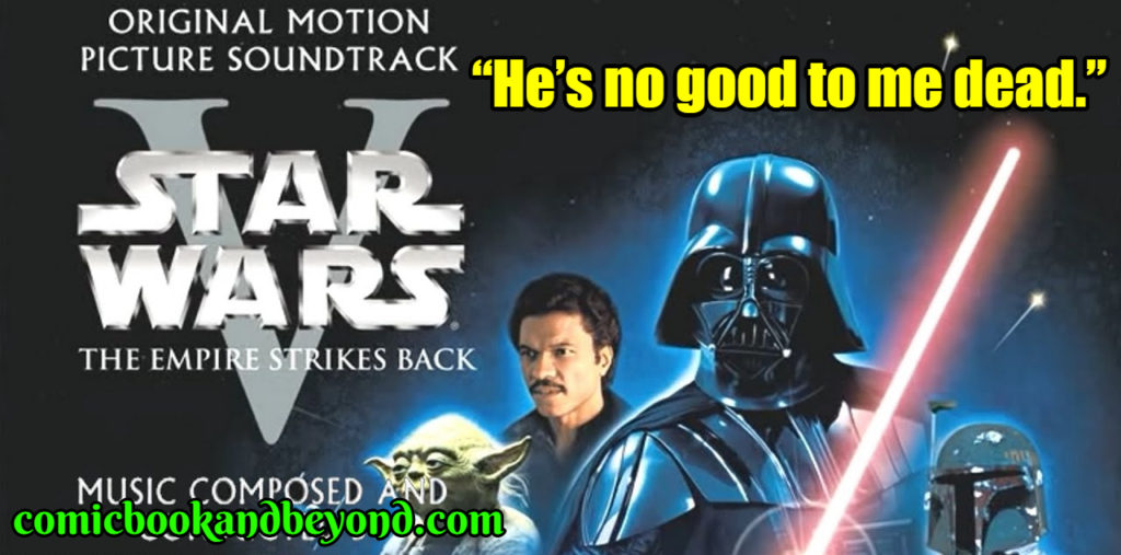 Star Wars Episode V The Empire Strikes Back best quotes