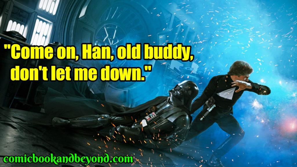 Star Wars Episode VI – Return of the Jedi best quotes
