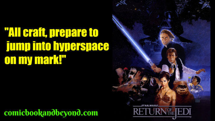 Star Wars Episode VI – Return of the Jedi famous quotes