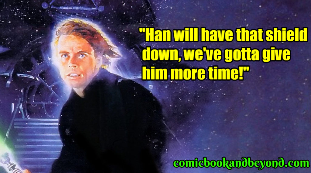Star Wars Episode VI – Return of the Jedi popular quotes