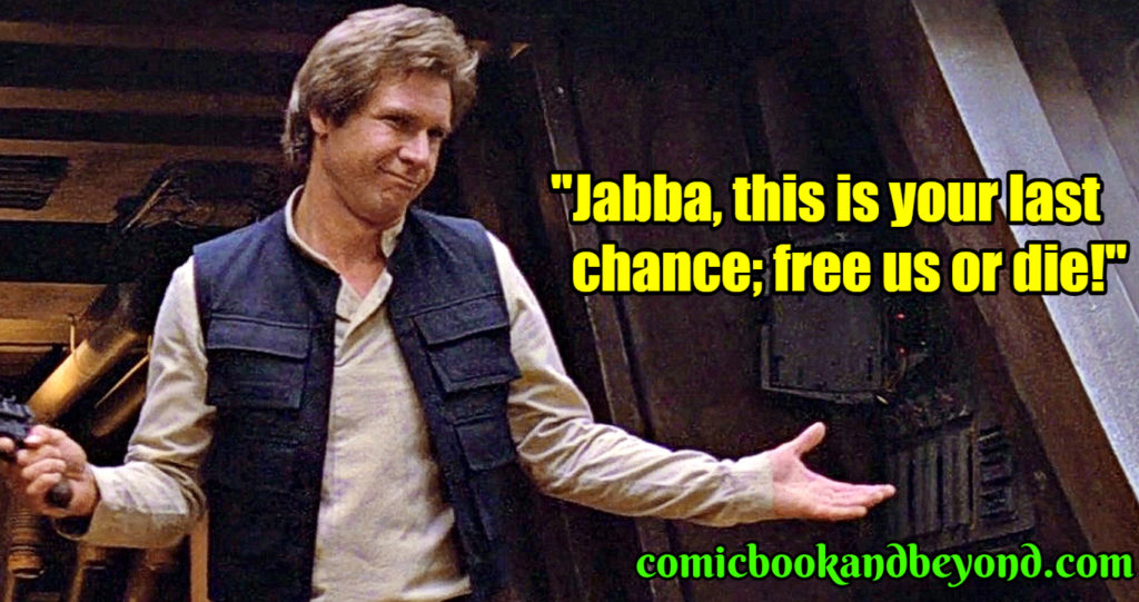 Star Wars Episode VI – Return of the Jedi quotes