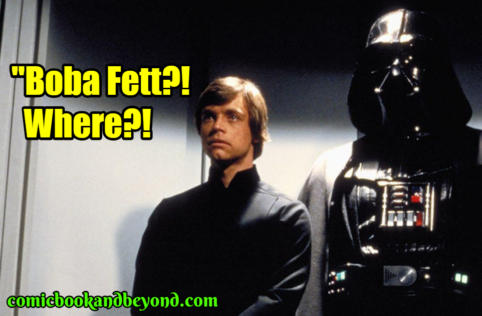 Star Wars Episode VI – Return of the Jedi saying