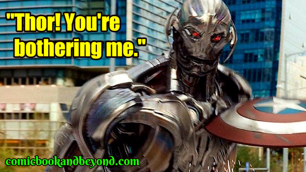 The Avengers Age of Ultron best quotes
