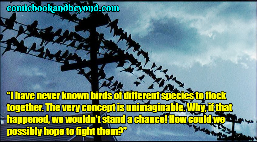 The Birds Best Quotes