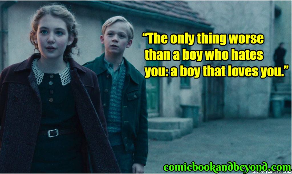 100 The Book Thief Quotes Are Based On The Historical Novel By Markus Zusak Comic Books Beyond