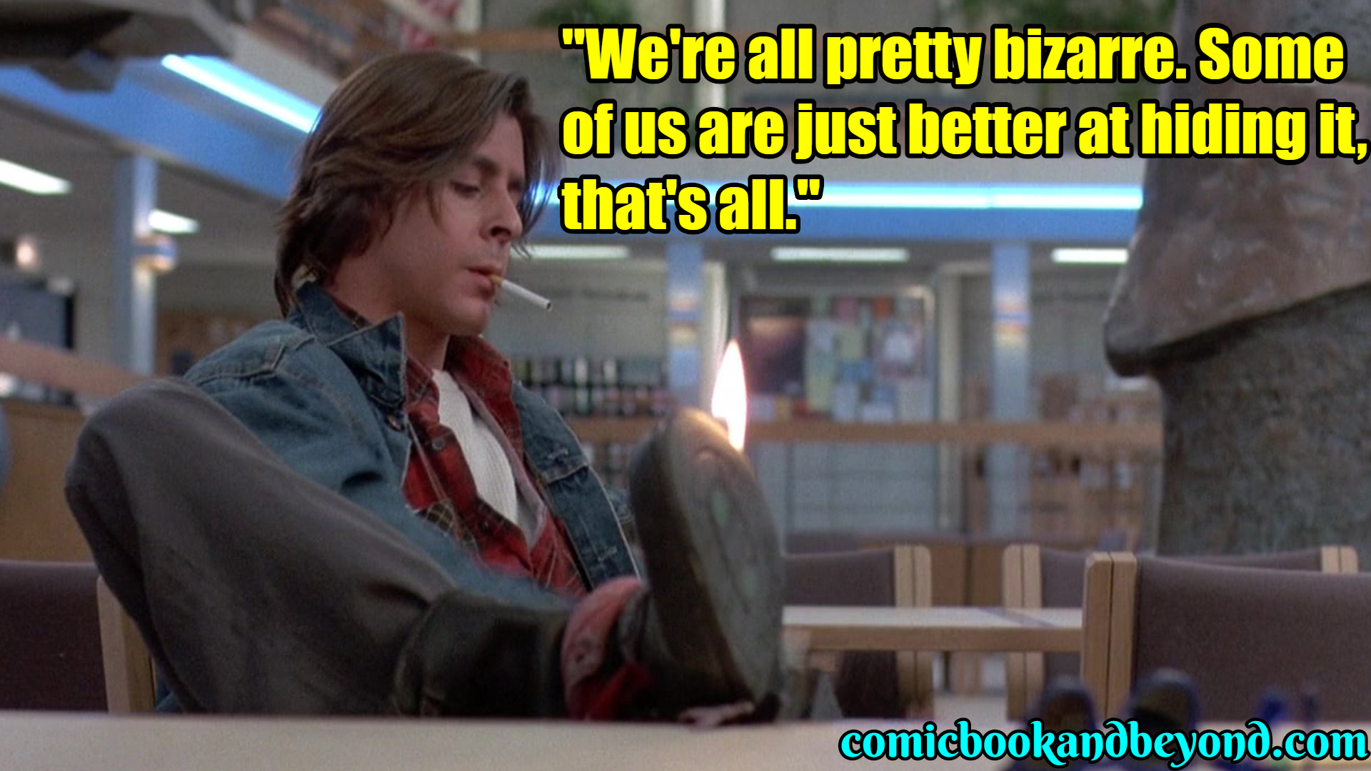100+ The Breakfast Club Quotes From The Story Of Five ...