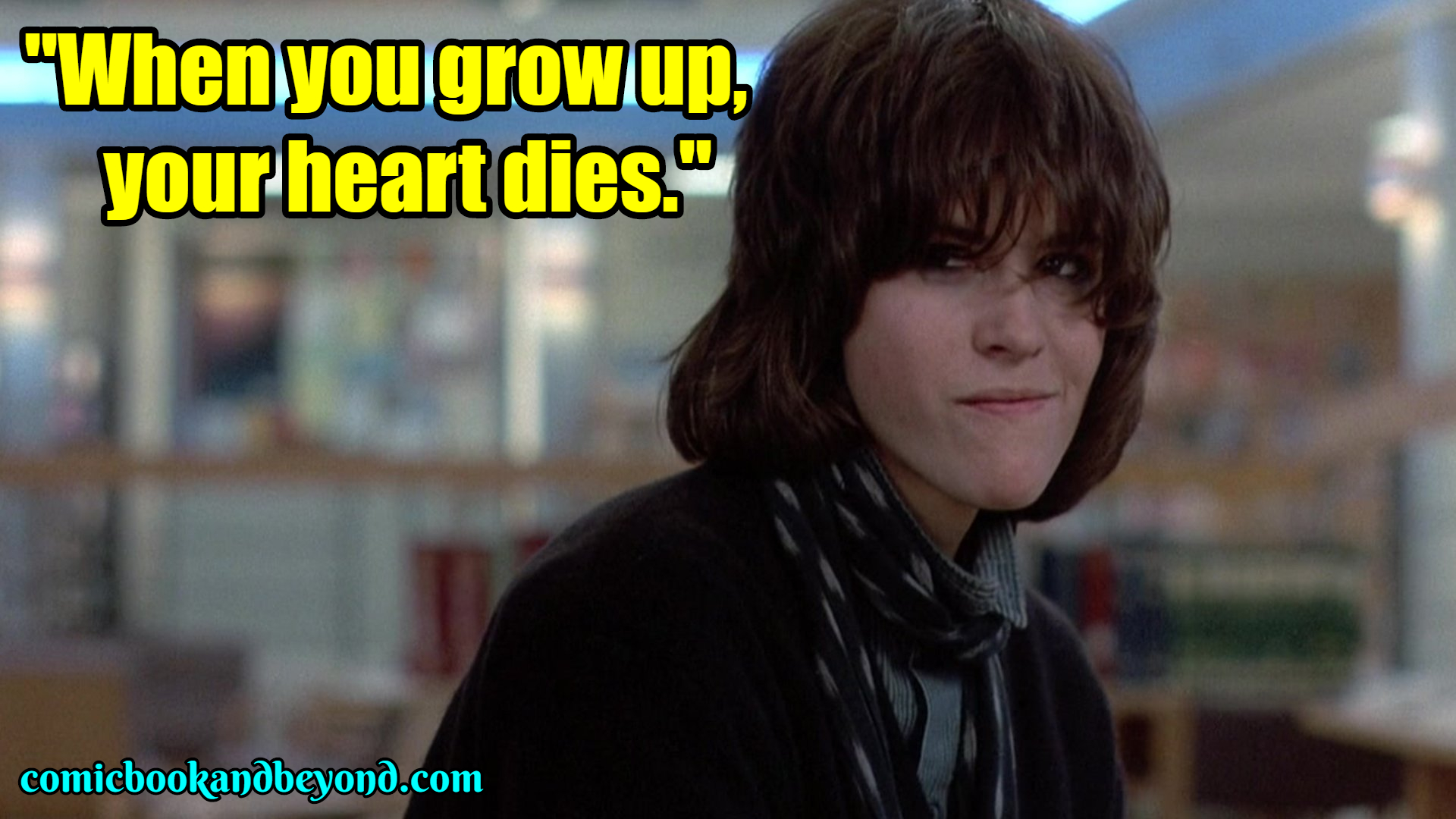 The Breakfast Club fanous Quotes (3)