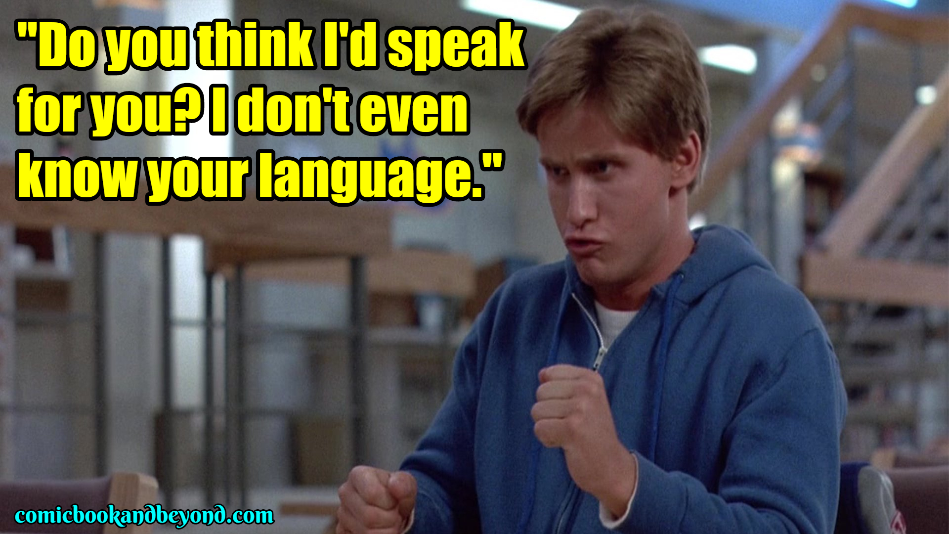 The Breakfast Club popular Quotes (2)