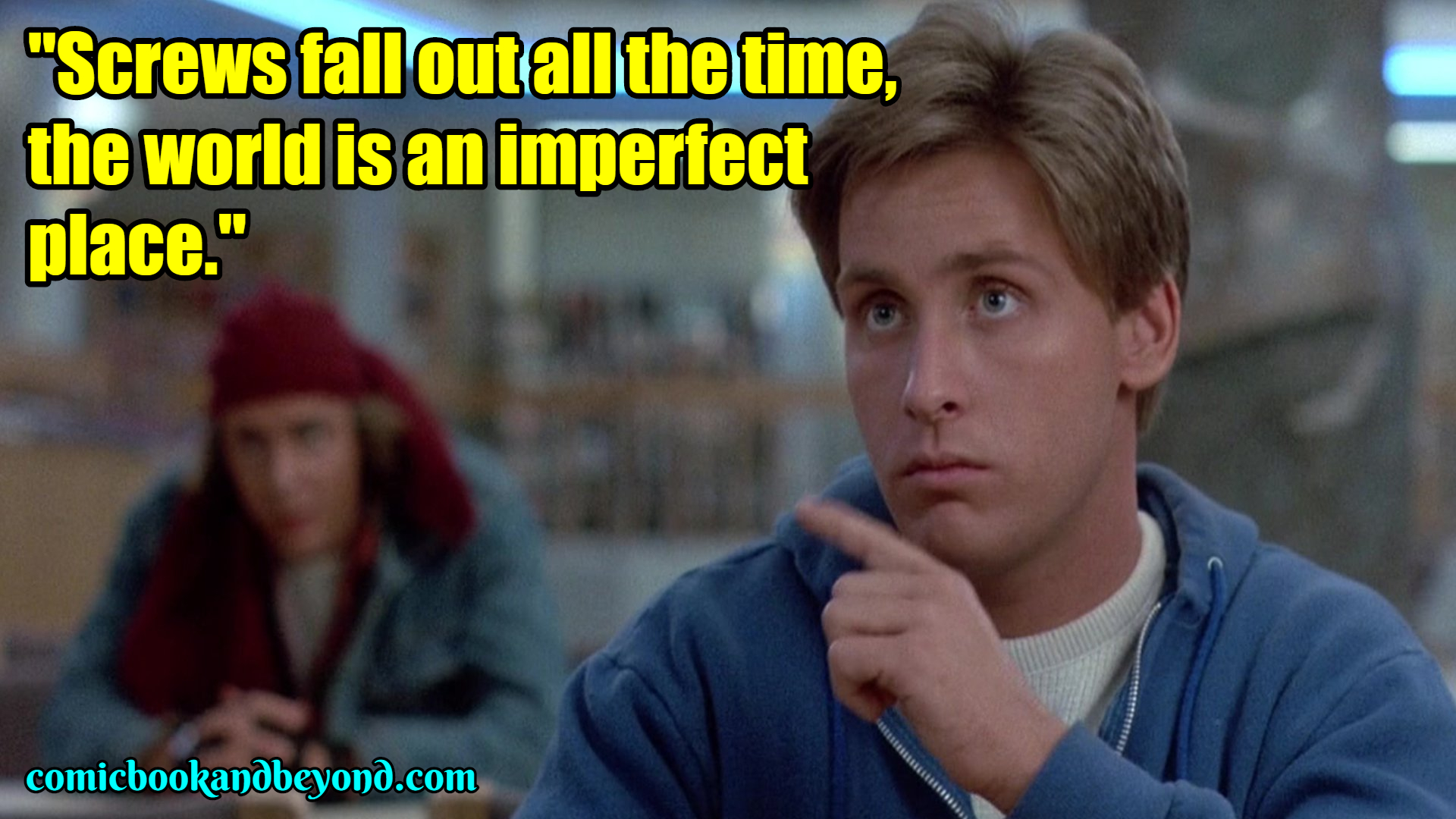 The Breakfast Club saying