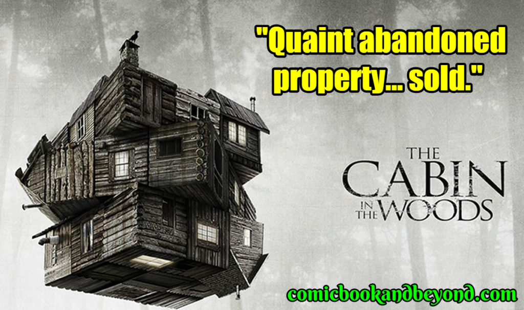 The Cabin in the Woods best quotes