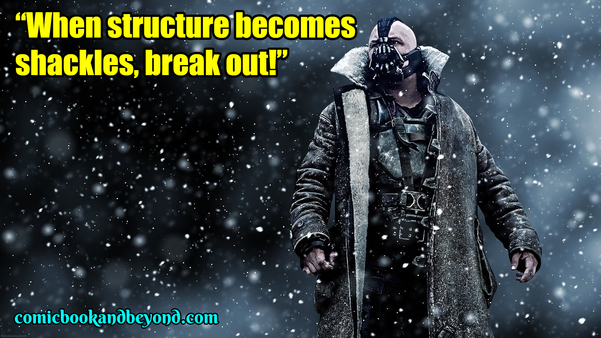The Dark Knight Rises famous quotes (2)