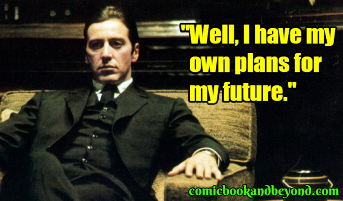 The Godfather Part II quotes