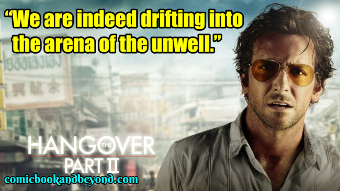 The Hangover best Quotes